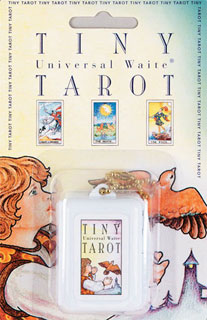 Universal Waite Tarot Key Chain
